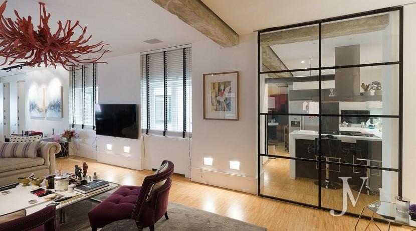 ALMAGRO con vistas, 2 dormitorios + dormitorio de servicio, calidades premium, edificio clásico 19