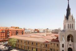 ALMAGRO con vistas, 2 dormitorios + dormitorio de servicio, calidades premium, edificio clásico 2