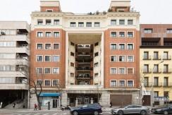 ALMAGRO con vistas, 2 dormitorios + dormitorio de servicio, calidades premium, edificio clásico 27