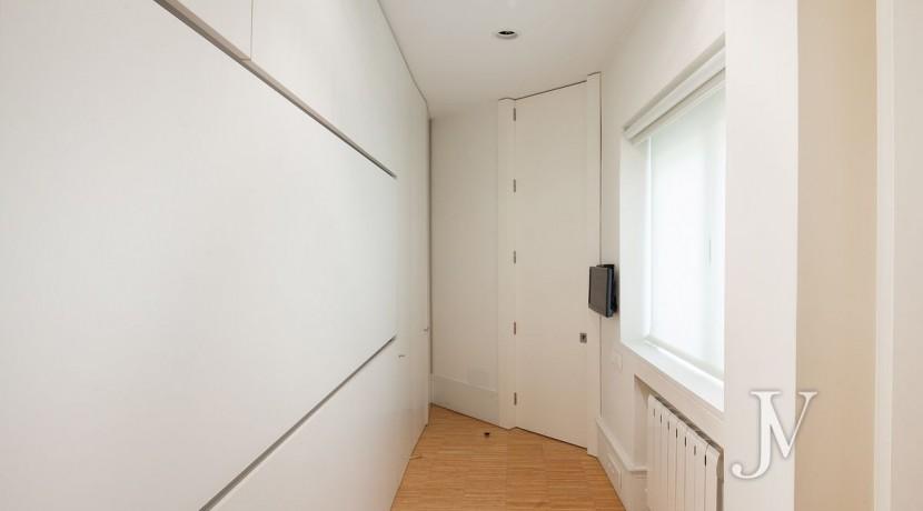 ALMAGRO con vistas, 2 dormitorios + dormitorio de servicio, calidades premium, edificio clásico 29