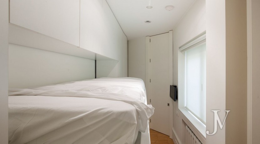 ALMAGRO con vistas, 2 dormitorios + dormitorio de servicio, calidades premium, edificio clásico 30
