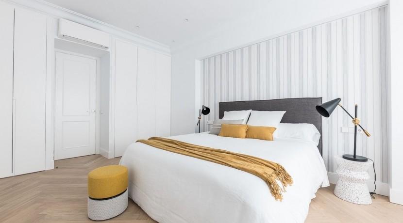 Bº de Salamanca, vivienda de lujo, 3 dormitorios con 4 baños 10