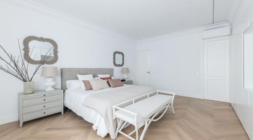 Bº de Salamanca, vivienda de lujo, 3 dormitorios con 4 baños 16