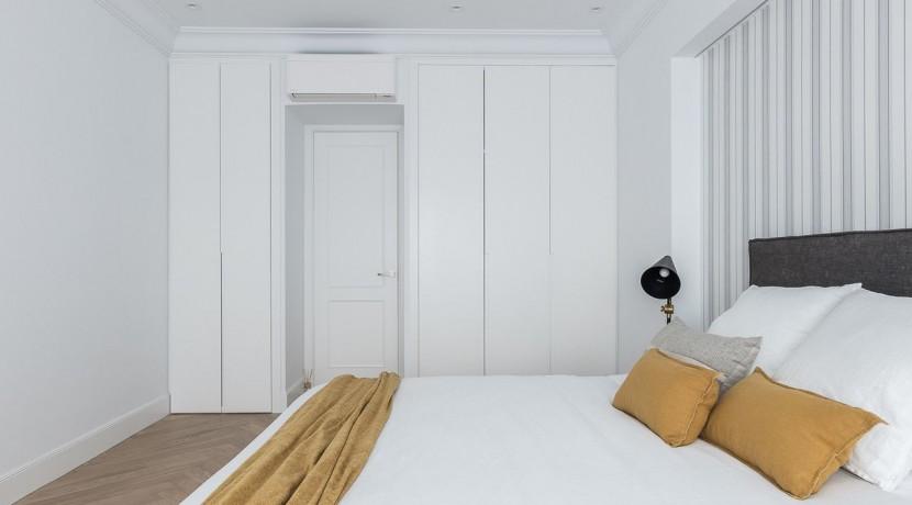 Bº de Salamanca, vivienda de lujo, 3 dormitorios con 4 baños 25