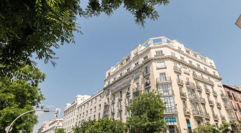 Bº de Salamanca, vivienda de lujo, 3 dormitorios con 4 baños 29