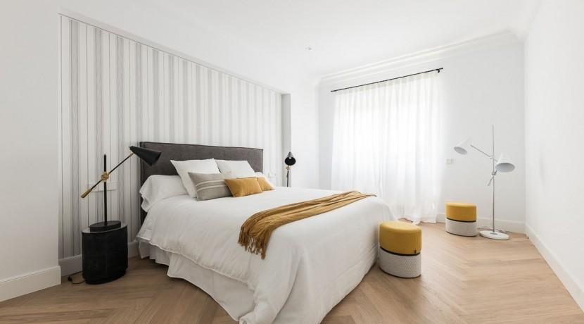 Bº de Salamanca, vivienda de lujo, 3 dormitorios con 4 baños 3