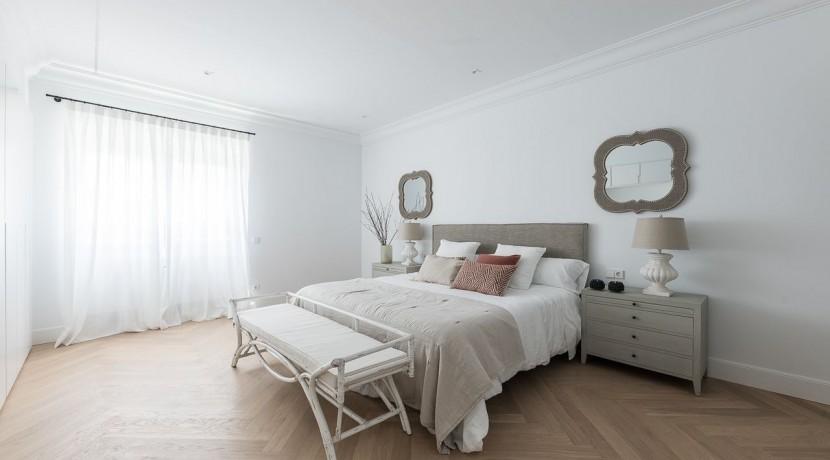 Bº de Salamanca, vivienda de lujo, 3 dormitorios con 4 baños 30