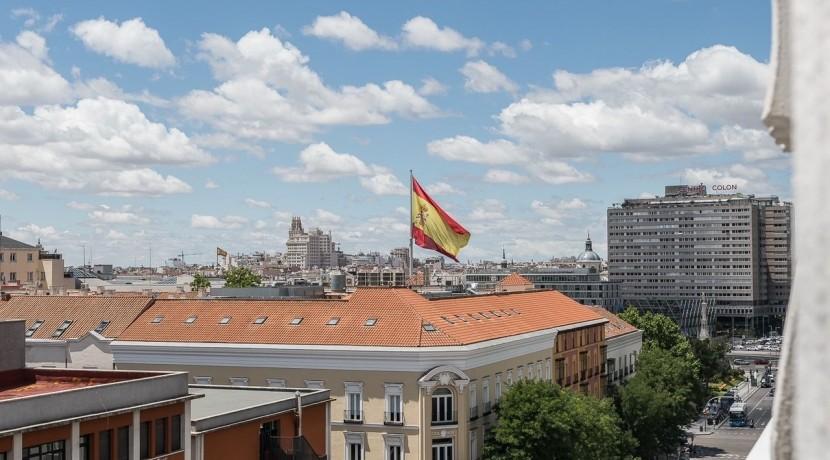 Bº de Salamanca, vivienda de lujo, 3 dormitorios con 4 baños 8