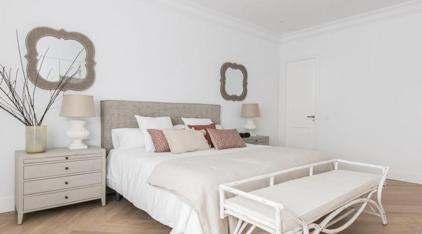 Bº de Salamanca, vivienda de lujo, 3 dormitorios con 4 baños 9