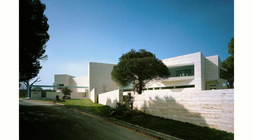 Escorzoneras (Las Encinas), 10.000m2 de parcela, 2.400m2 de vivienda, seguridad 24horas 25
