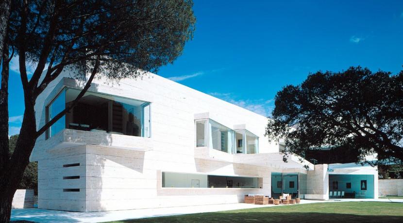 Escorzoneras (Las Encinas), 10.000m2 de parcela, 2.400m2 de vivienda, seguridad 24horas 35