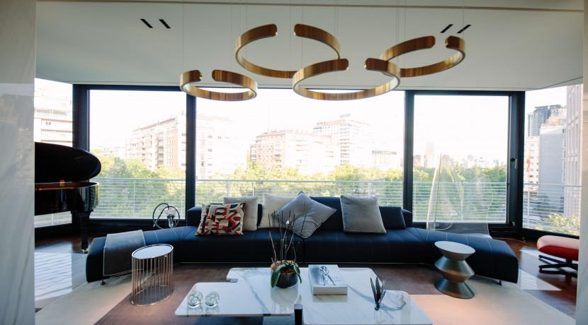 Piso en Castellana - Bernabéu, magníficas vistas, las mejores calidades disponibles en el mercado. Full equip. 2