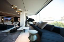 Piso en Castellana - Bernabéu, magníficas vistas, las mejores calidades disponibles en el mercado. Full equip. 30